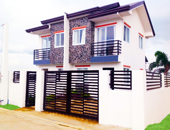 All Duplex House Models Can Be Built To Any Rocka Subdivision Of Your  Choice.